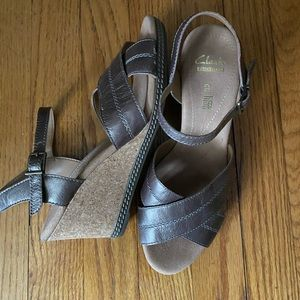🤎NWOT Clarks Collection sandals🤎